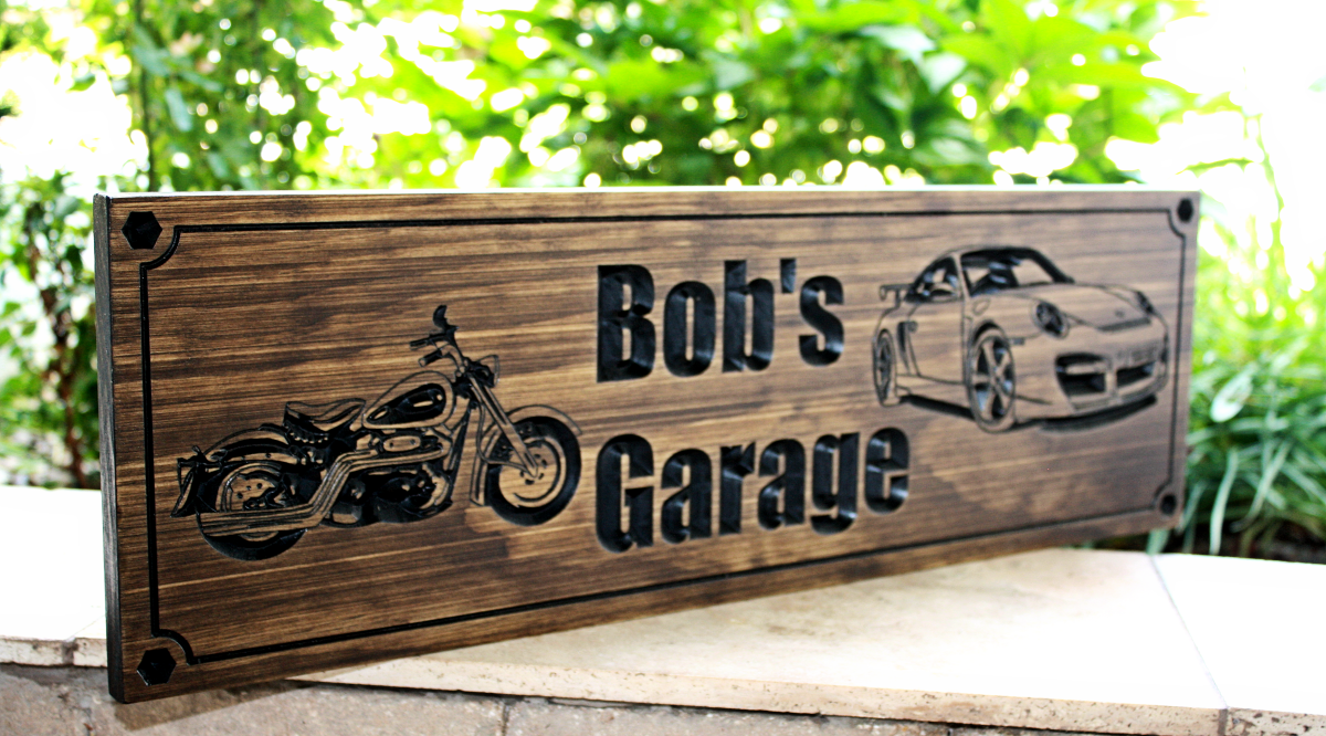 realtor closing gift for a car guy or biker